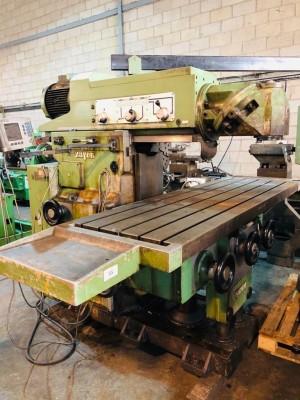 Zayer 66BM Ram Universal Milling Machine