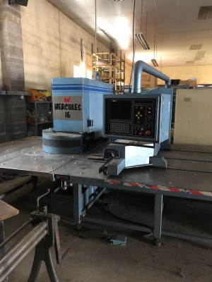 Hercules 16 CNC Turret Pumnch