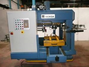 Norda CNC Sheet Stacker