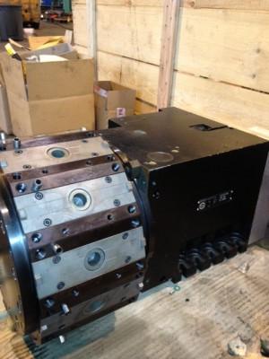 Sauter CNC Driven Lathe Turret (3 Axis)