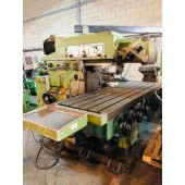 Zayer 66BM Ram Universal Milling Machine