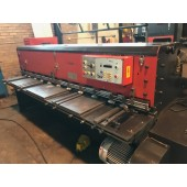 Amada Guillotine 2500mm x 4.5mm