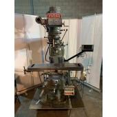 XYZ 1500 Turret Mill