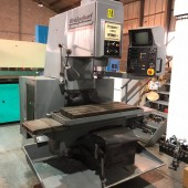 Bridgeport Interact 4 series 2 Milling Machine