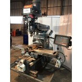 Pinnacle PKTM 380 VA Milling Machine