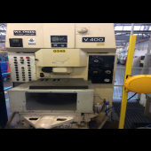 WE Sykes  Model V400 Gear Shaper